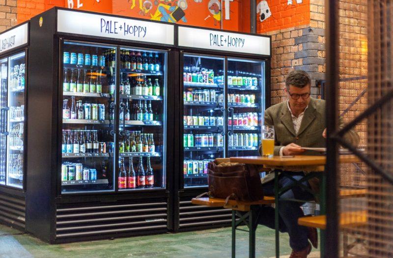 True supplies bespoke refrigeration solution to flagship craft beer bar
