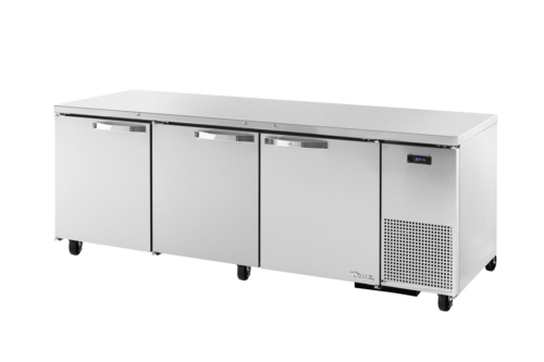 High-capacity refrigerated storage