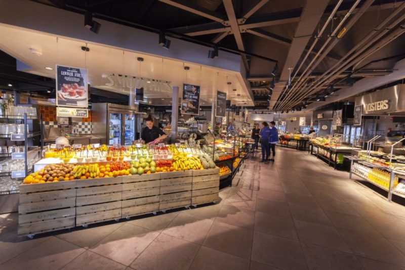 Refrigeration that delivers when freshness is paramount